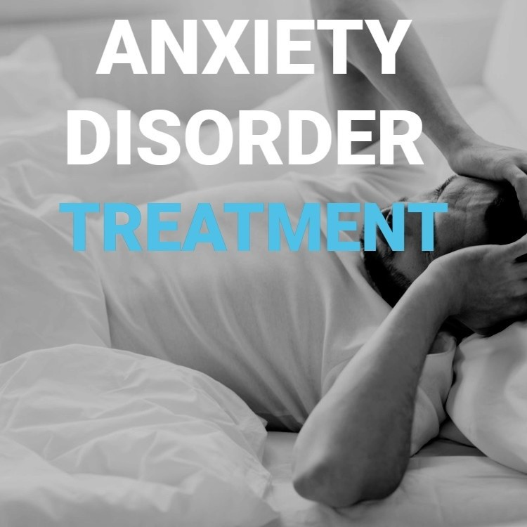 Anxiety disorder treatment in Miami