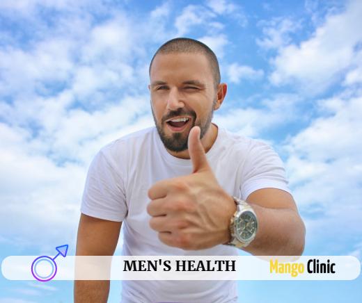 Mens health - Viagra at Mango Clinic HD2