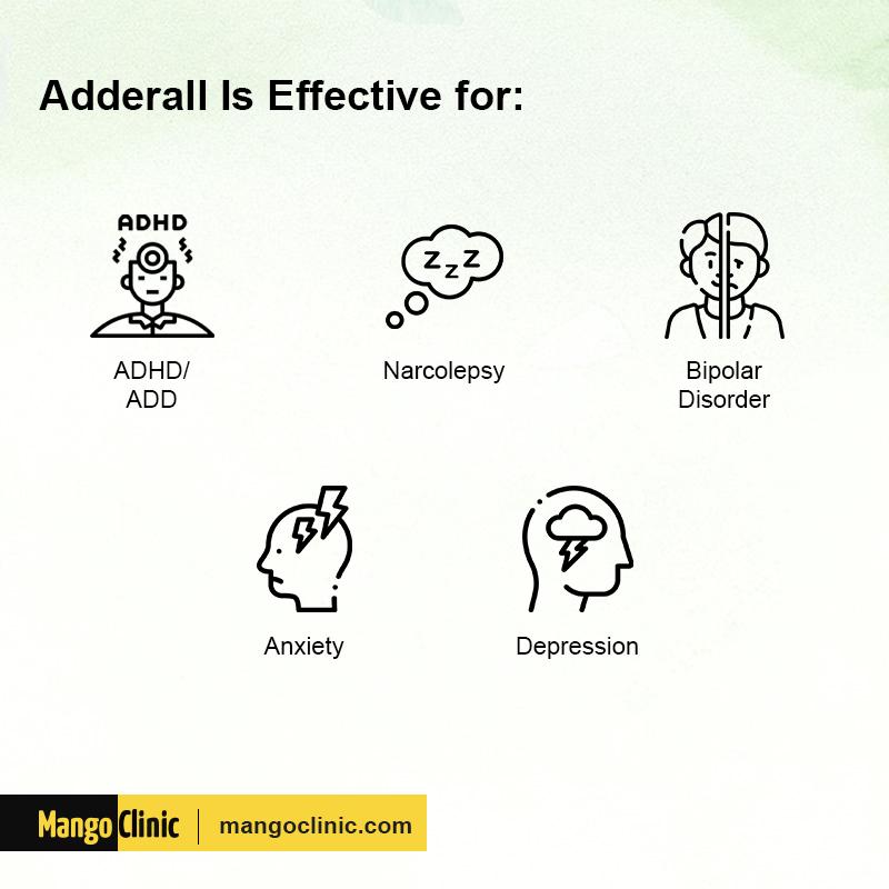 Adderall Treatment