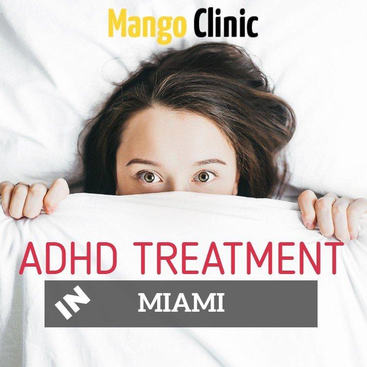 ADHD Treatment in Miami