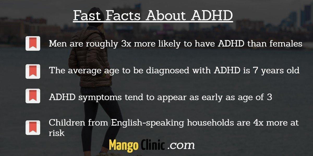Miami Adhd facts