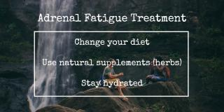 Adrenal Fatigue Treatment