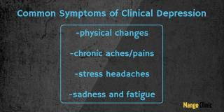 Common Symptoms of Clinical Depression