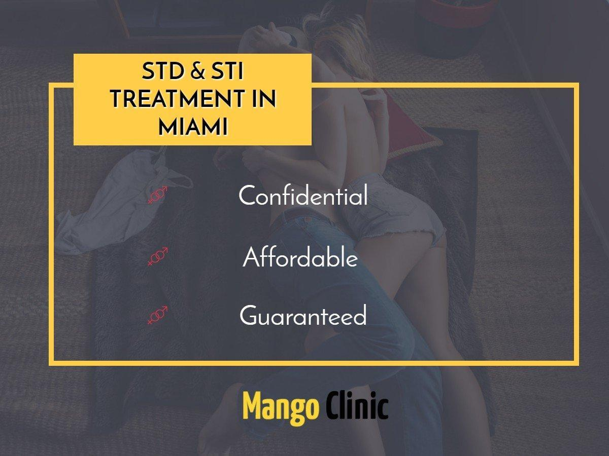 sexually transmitted diseases treatment in miami