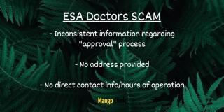 ESADoctors Scam
