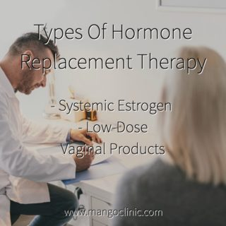 HRT for menopause