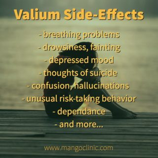 Diazepam Side-Effects