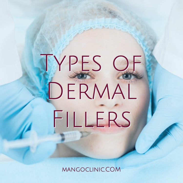 Types of fillers