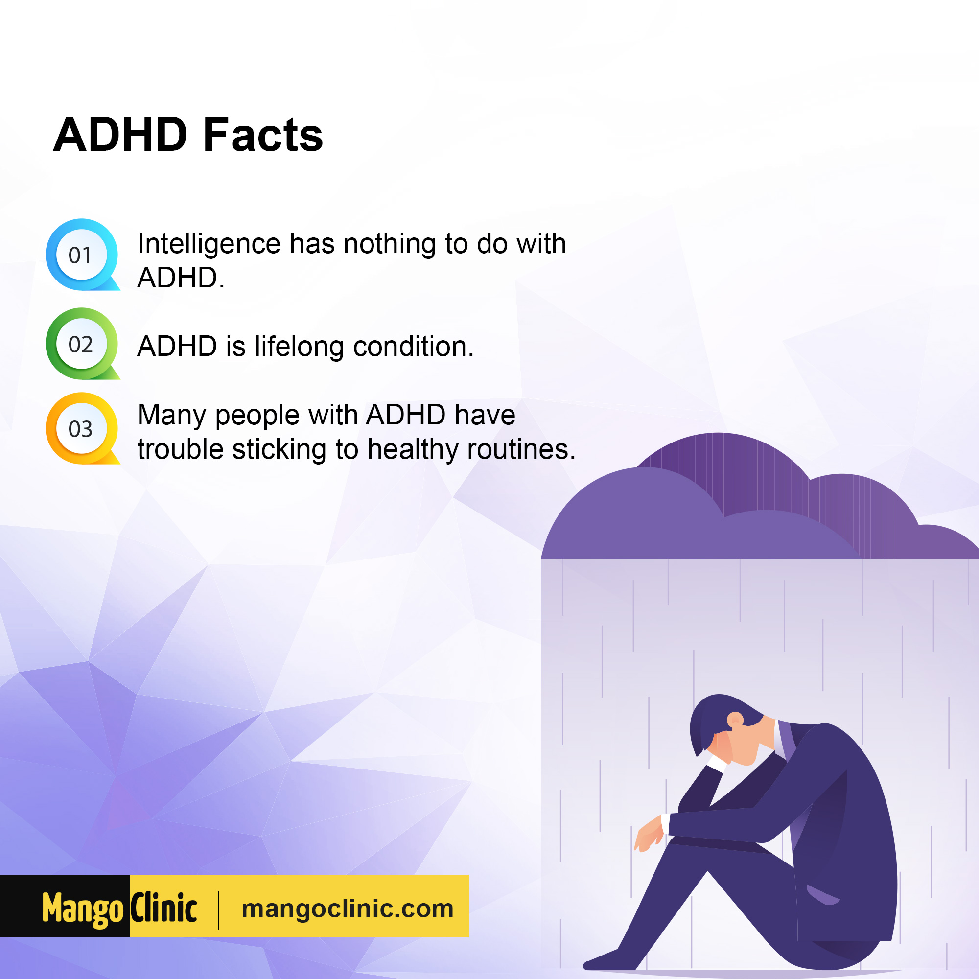 Attention Deficit Hyperactivity Disorder Facts