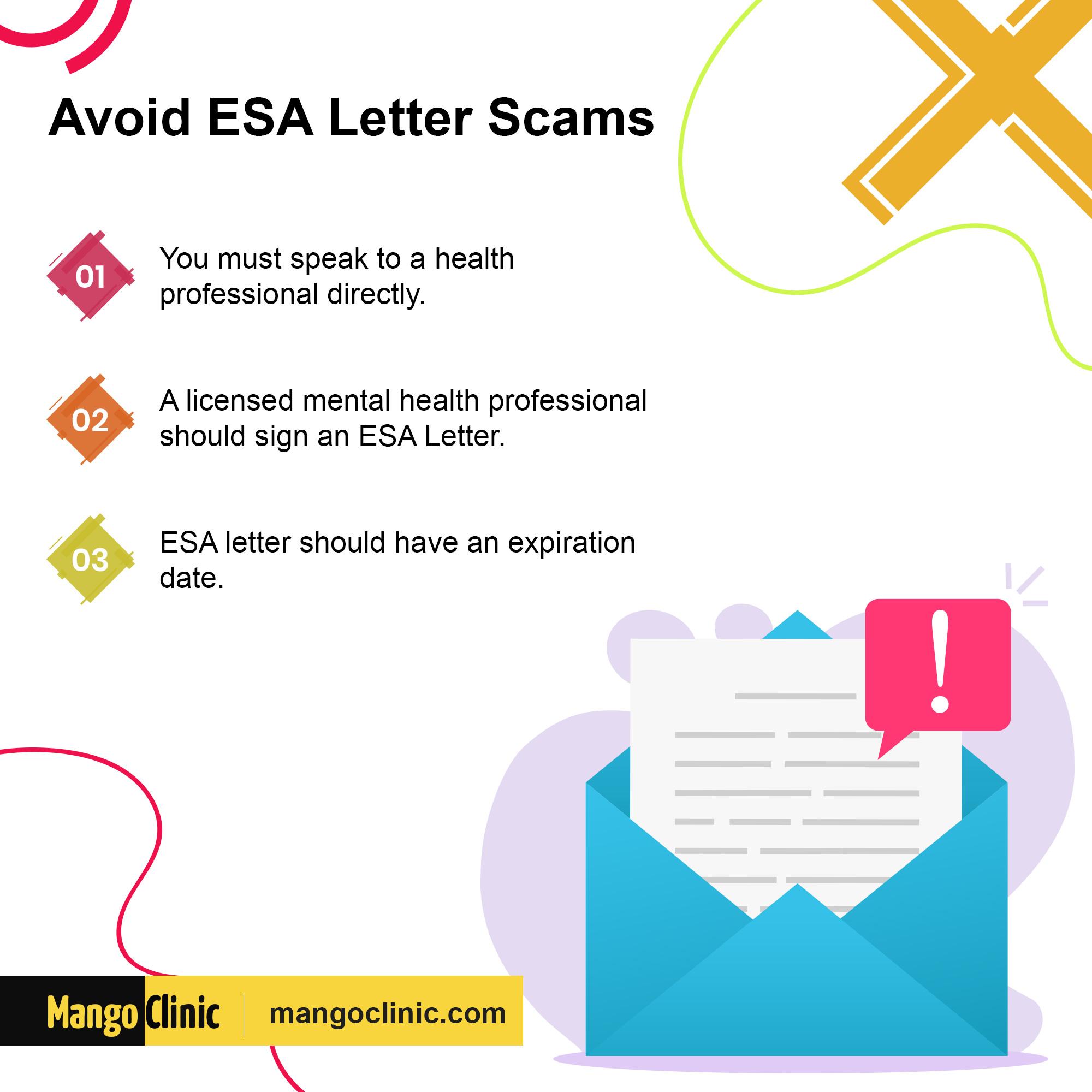 ESA certification