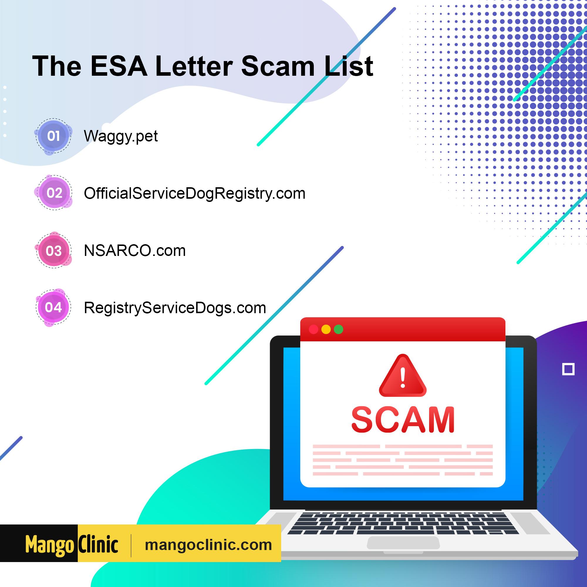 ESA Letter Scam
