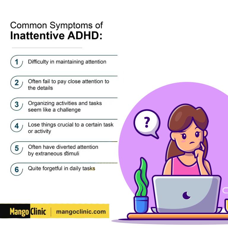 Inattentive ADHD