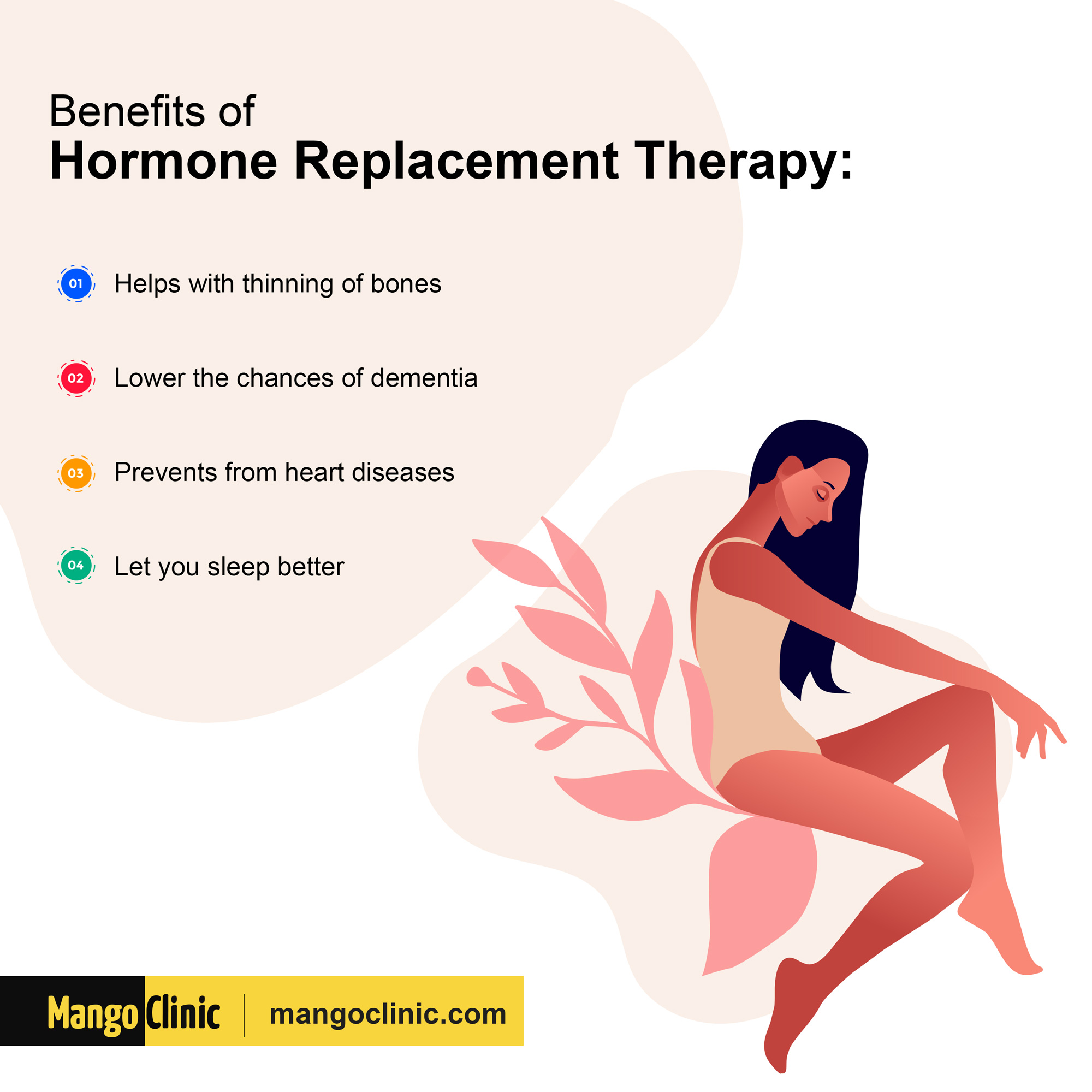 Hormone Replacement Therapy Benefits