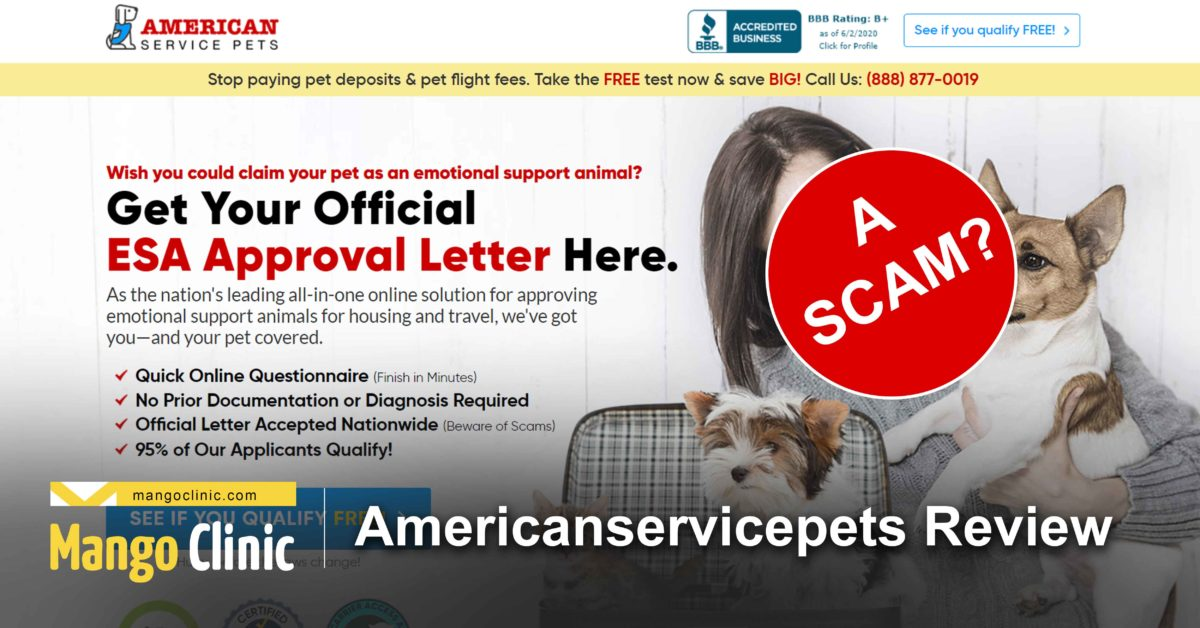Americanservicepets review