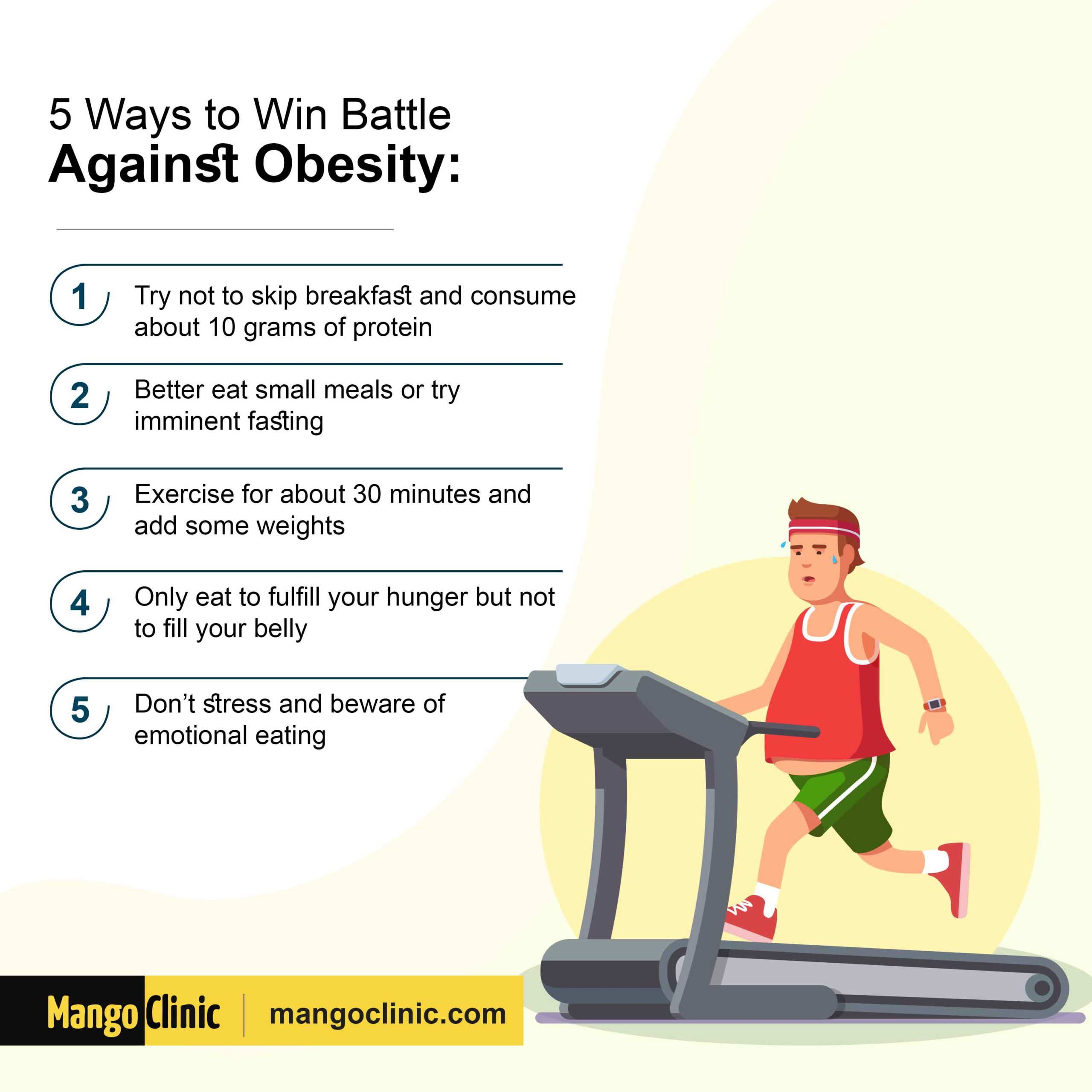 Win your battle against Weight Loss