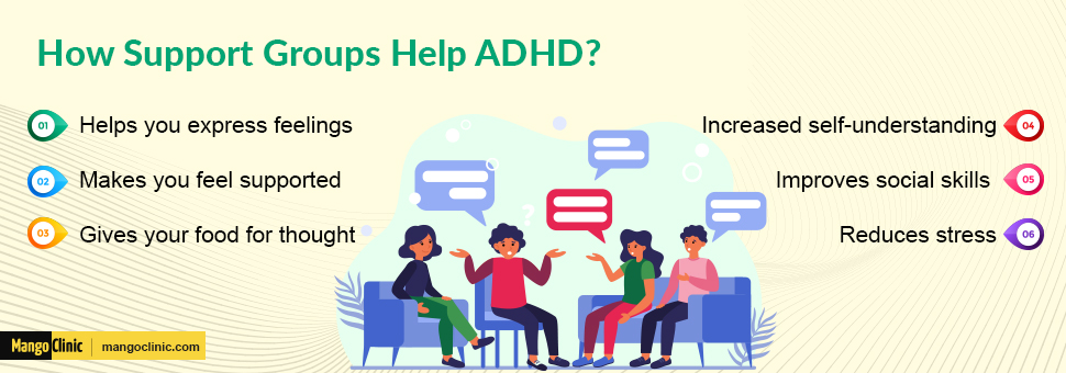 Support Groups and ADHD