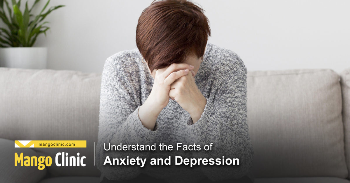 Anxiety and depression facts