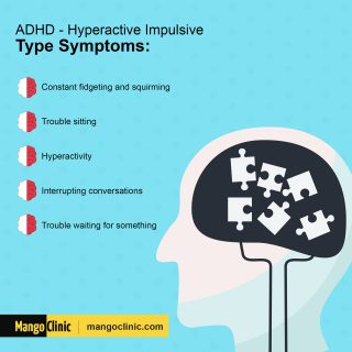ADHD hyperactive signs