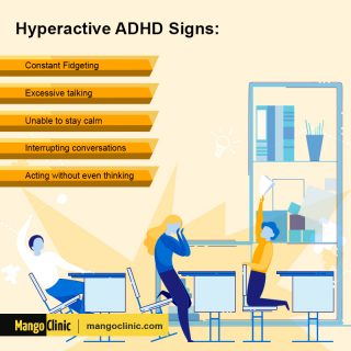 Hyperactive ADHD