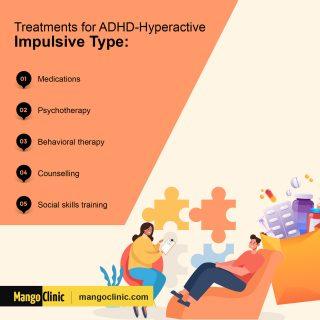 ADHD hyperactive impulsive type