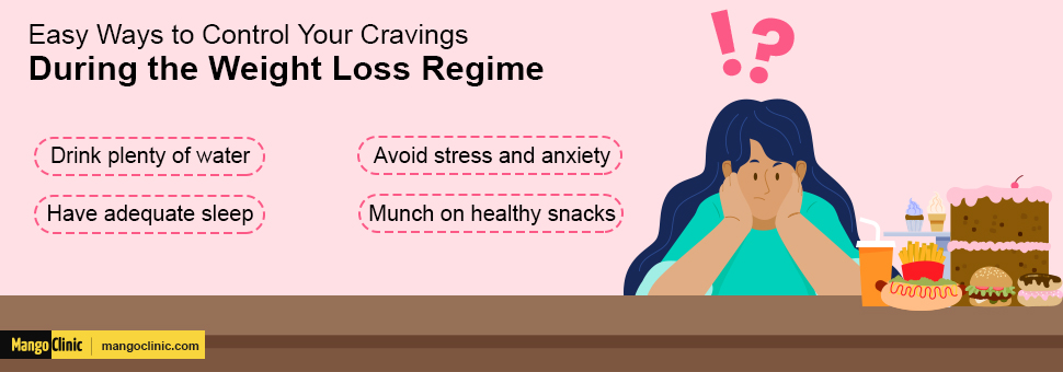 Craving in weight loss