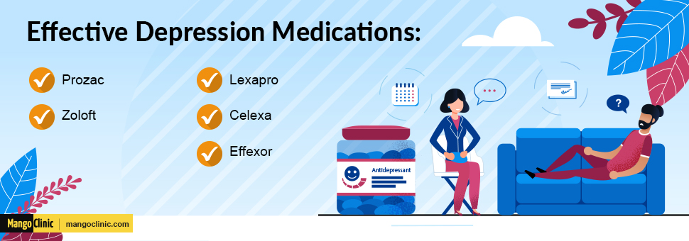 Depression medications