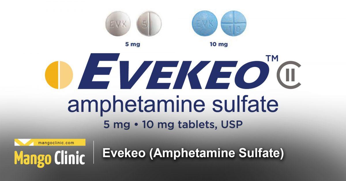 Amphetamine Sulfate