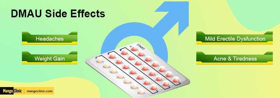 DMAU Side Effects