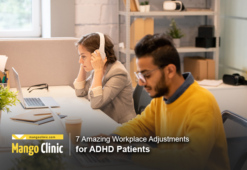 ADHD and workplace adjustments