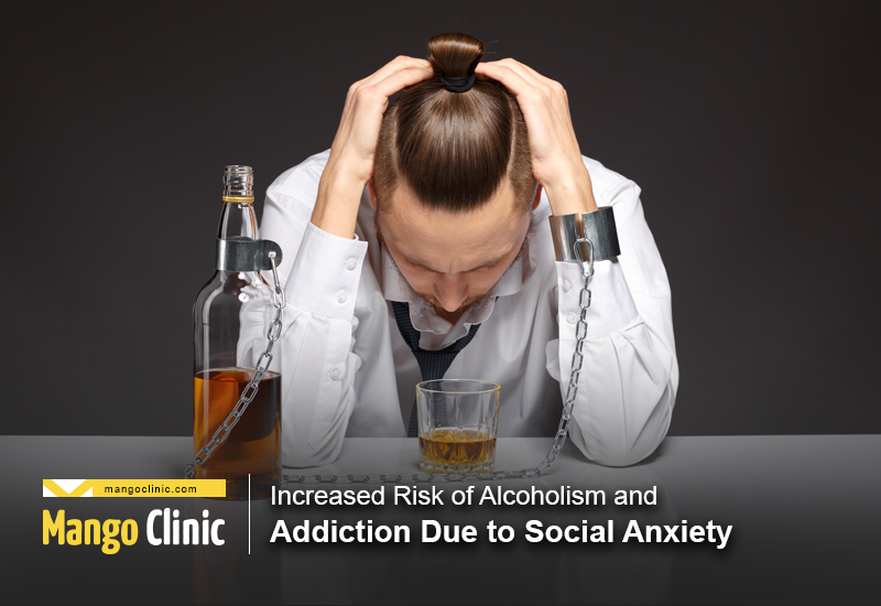 social anxiety and alcohol