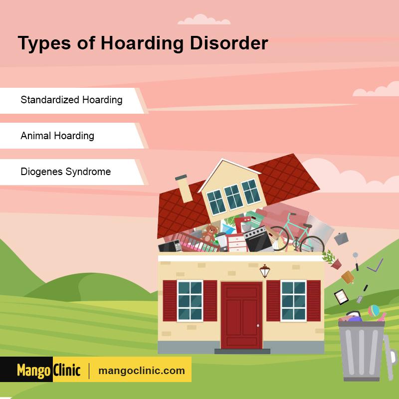 Types of Hoarding Disorder