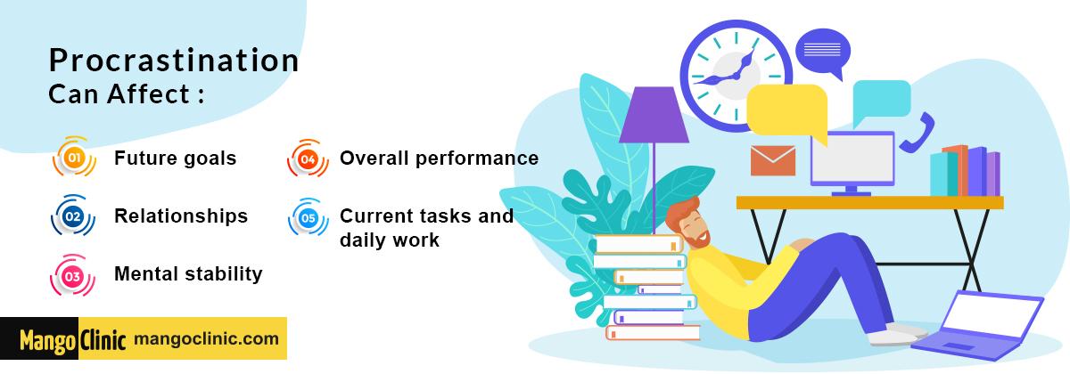 effects of procrastination