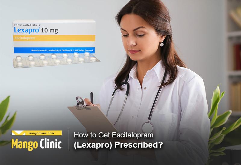 Escitalopram (Lexapro)