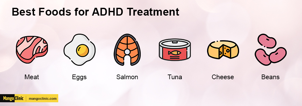 ADHD Foods