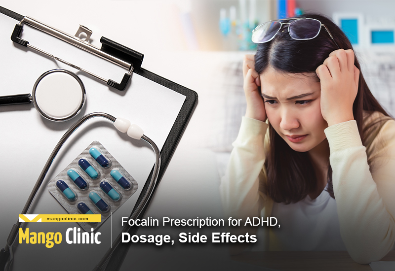 Focalin Uses
