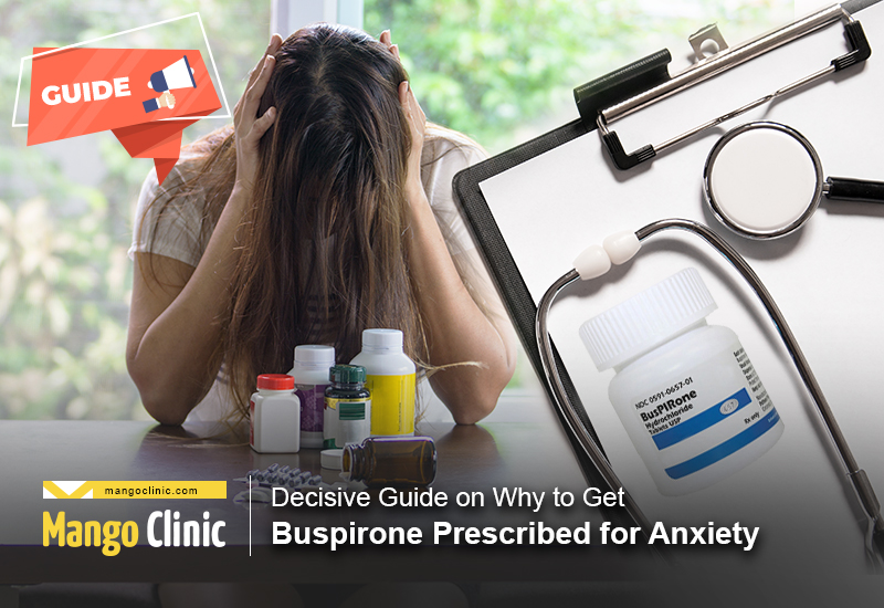 Uses of Buspirone