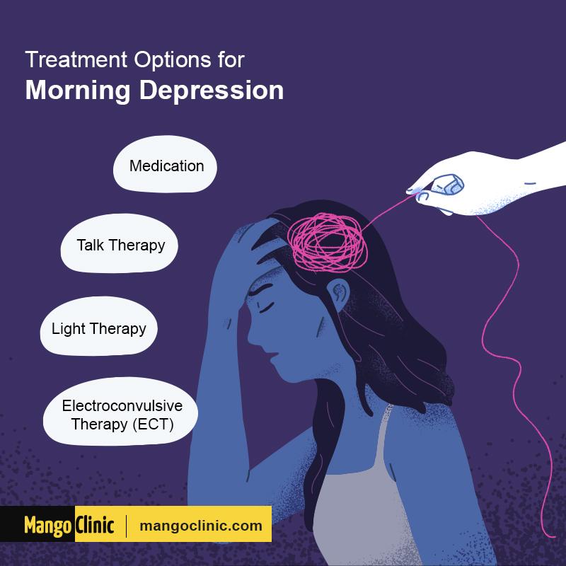 Morning Depression