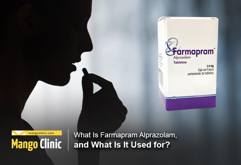 Farmapram Alprazolam Uses