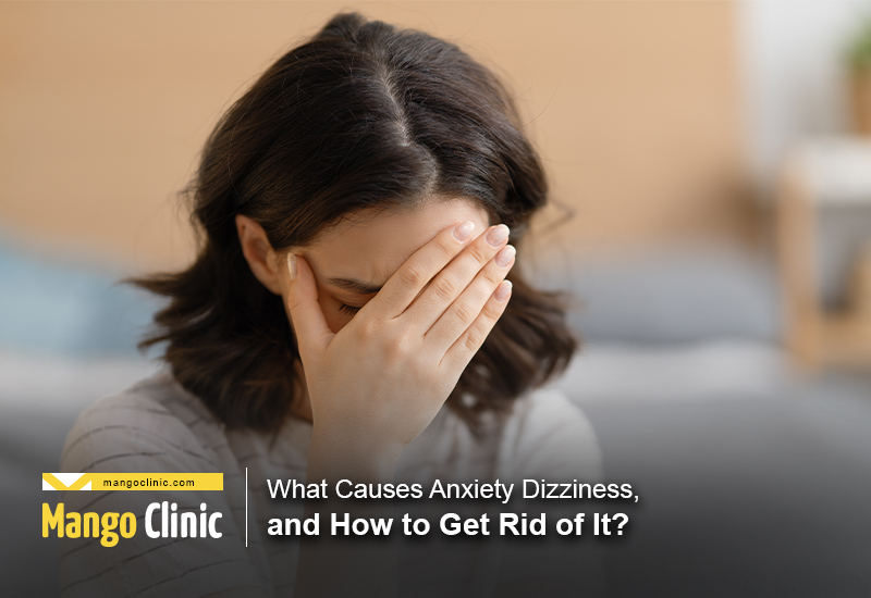 Anxiety Dizziness