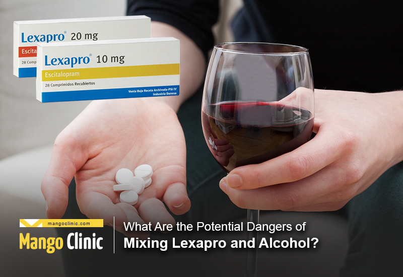 Interactions of Drugs with Lexapro