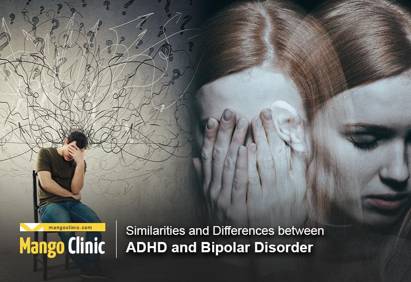 Bipolar disorder vs. ADHD