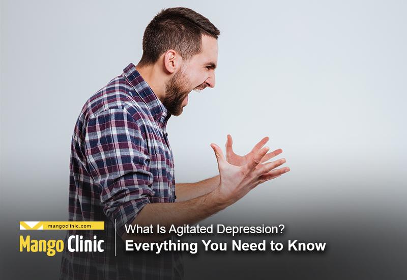 Agitated Depression Risks