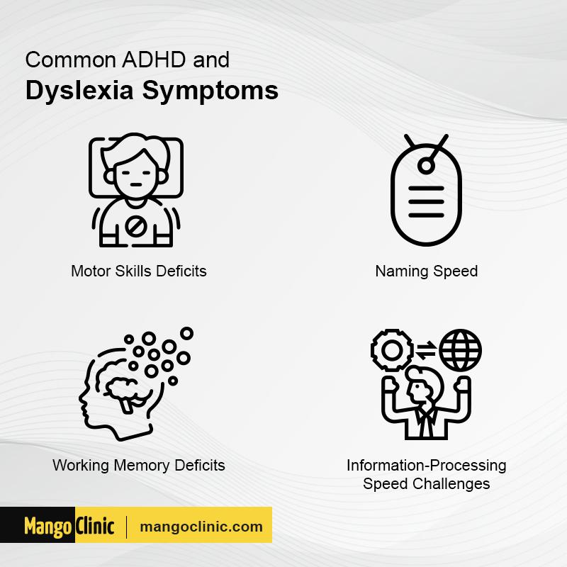 Dyslexia and ADHD