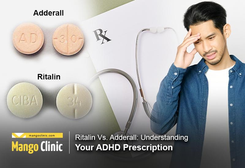 ADHD Prescription